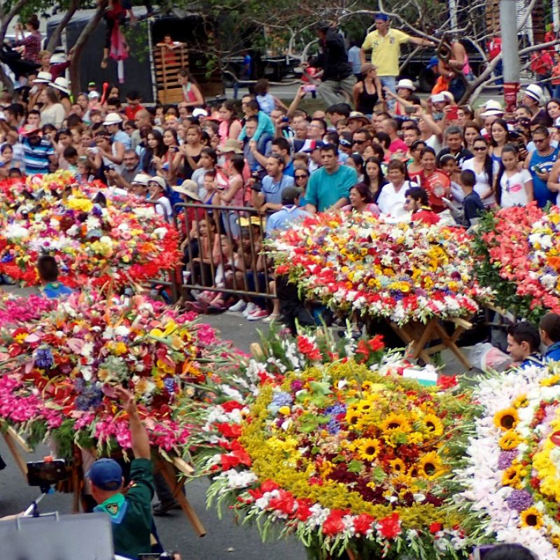 Join The Silleteros As They Celebrate The Feria De Las Flores In Medellin Gutierrez Group